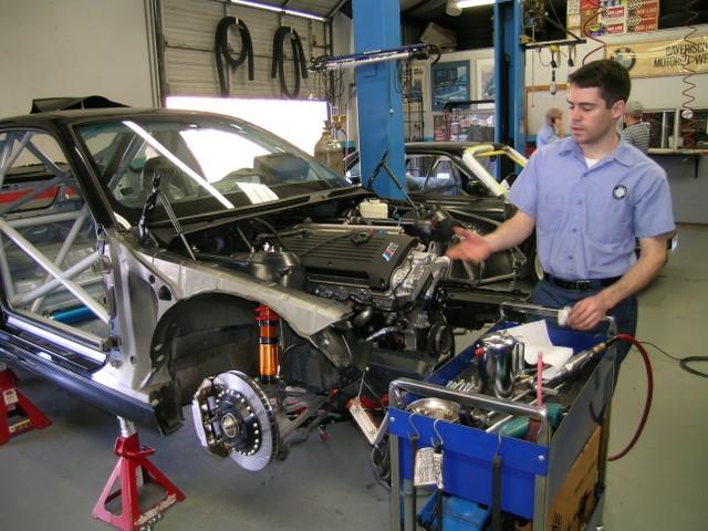 Houston's BMW Repair Shop - Bavarian Machine Specialties