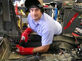 Sergio, Service Technician